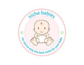 #141 for Niche Babies Logo by prem52k