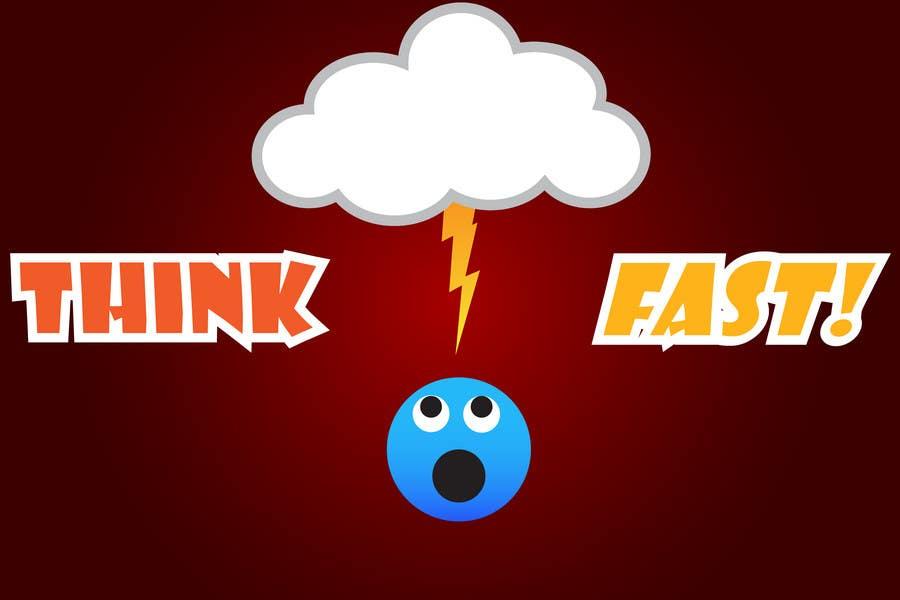 Konkurrenceindlæg #                                        36                                      for                                         Graphic Design for Think Fast