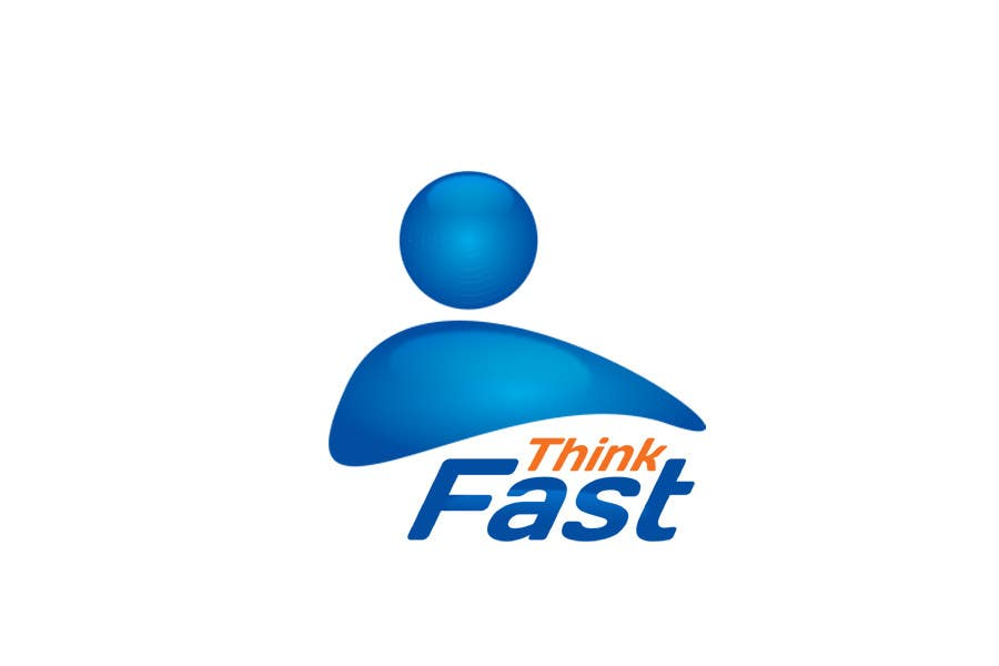 #74 for Graphic Design for Think Fast by Khimraj