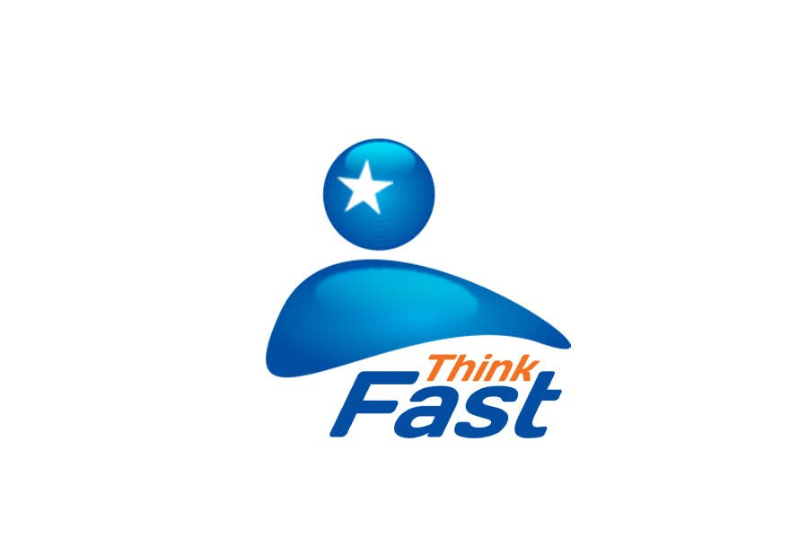 #80 for Graphic Design for Think Fast by Khimraj