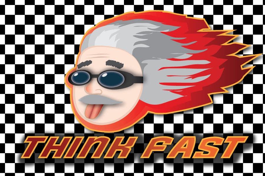 Konkurrenceindlæg #                                        42                                      for                                         Graphic Design for Think Fast