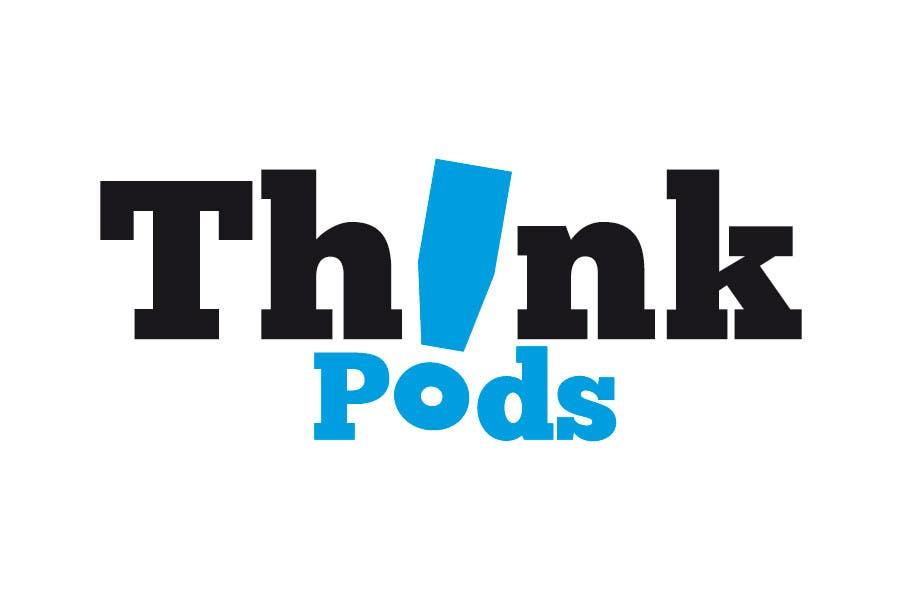Inscrição nº 59 do Concurso para Logo Design for ThinkPods