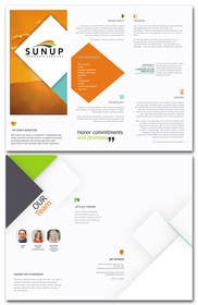 Image of                             Trifold Brochure Design