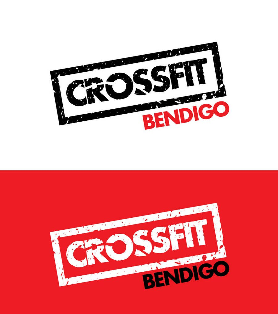 Конкурсная заявка №180 для Logo Design for CrossFit Bendigo