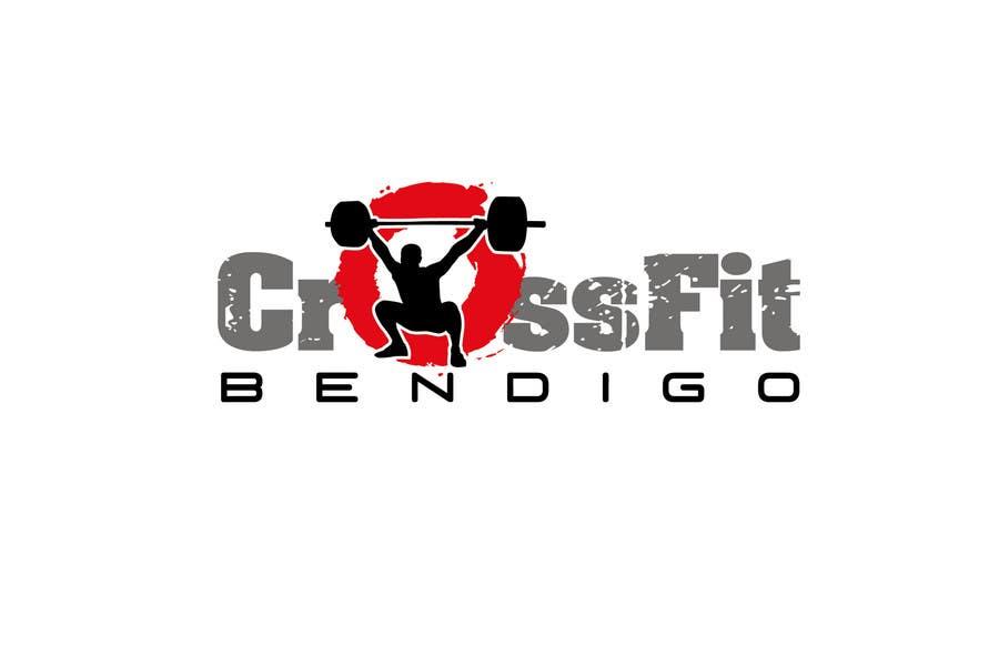 Konkurrenceindlæg #142 for Logo Design for CrossFit Bendigo