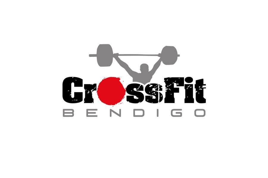 Konkurrenceindlæg #144 for Logo Design for CrossFit Bendigo