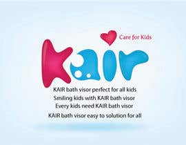 #70 para Graphic Design for KAIR por PetaSmart