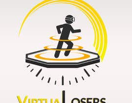 Nro 15 kilpailuun A Webpage & logo/Icon mockup for a crowdsoure campaign targeting Virtual reality gamers who want to lose weight. käyttäjältä cooldevartshop