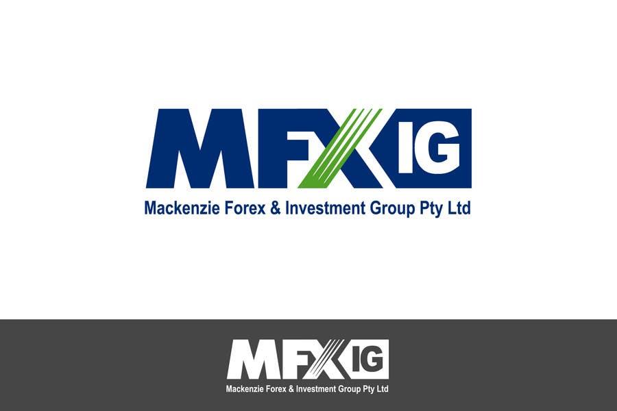 Konkurrenceindlæg #                                        104                                      for                                         Logo Design for Mackenzie Forex & Investment Group Pty Ltd