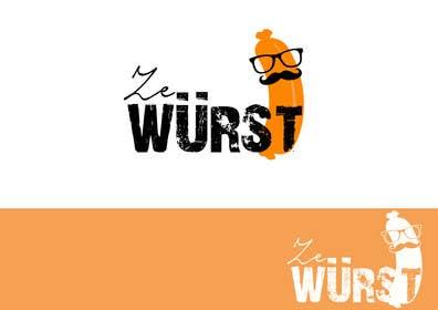 #17 para Ze Wurst Food Truck Logo por singhharpreet60