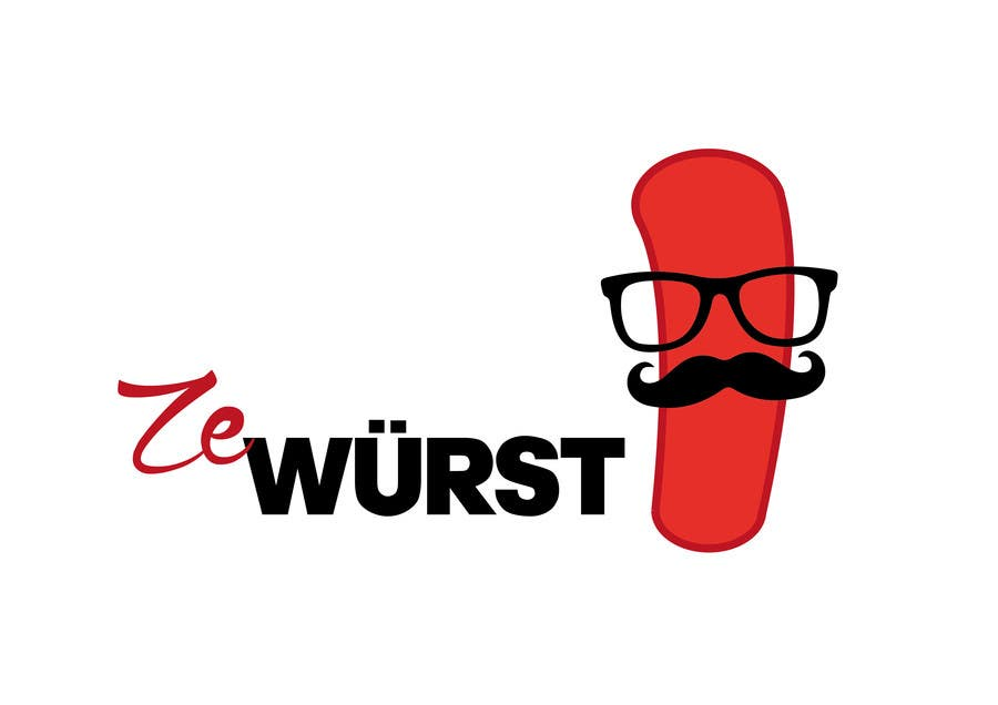 Contest Entry #                                        41                                      for                                         Ze Wurst Food Truck Logo