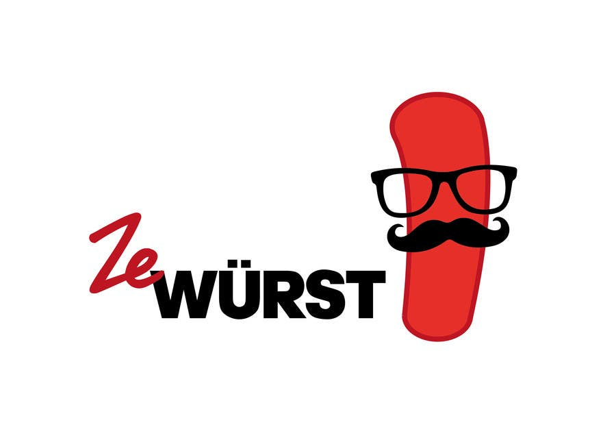Contest Entry #                                        42                                      for                                         Ze Wurst Food Truck Logo