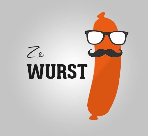 Contest Entry #                                        48                                      for                                         Ze Wurst Food Truck Logo