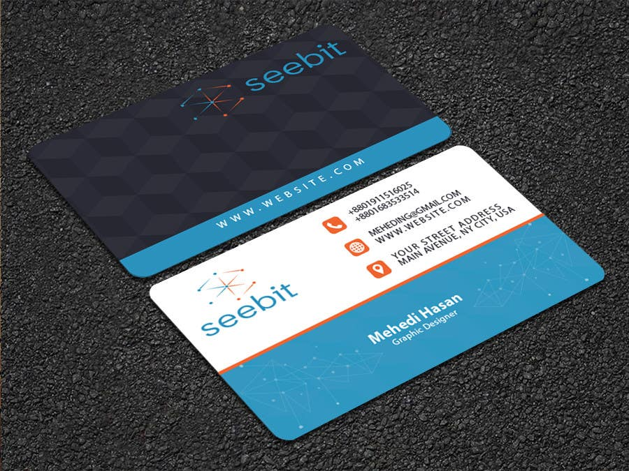 Entry #67 by thedesignar for Premium Business Card Design | Freelancer