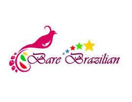 #307 for BareBrazilian Logo for Beauty Cosmetic Line af smartwiztech1