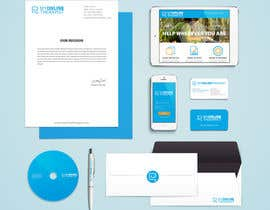 """#211 untuk Design a Logo and Branding for """"My Online Therapist"""" oleh ntandodlodlo"""