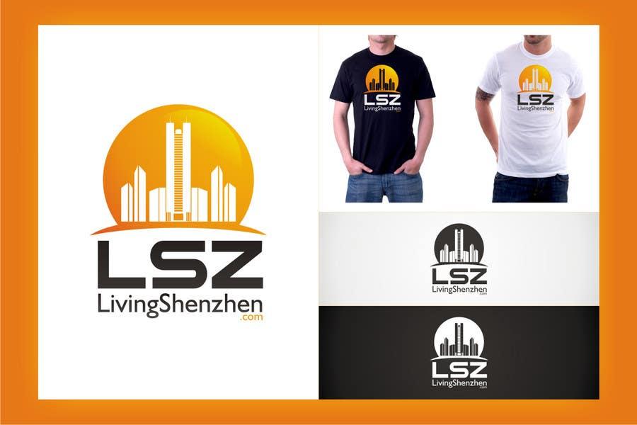 Конкурсная заявка №147 для Logo Design for Living Shenzhen