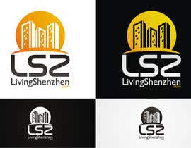 #97 para Logo Design for Living Shenzhen por novita007