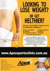 Graphic Design Inscrição do Concurso Nº42 para Design a small flyer for weight loss to leave at shop counters