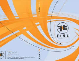 nº 39 pour Graphic Design for FINE FX | Art & Motion par thuanbui