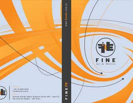 nº 37 pour Graphic Design for FINE FX | Art & Motion par thuanbui