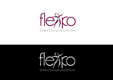 #242 for Logo Design for Flexpo Productions - Feminine Muscular Athletes by paxslg