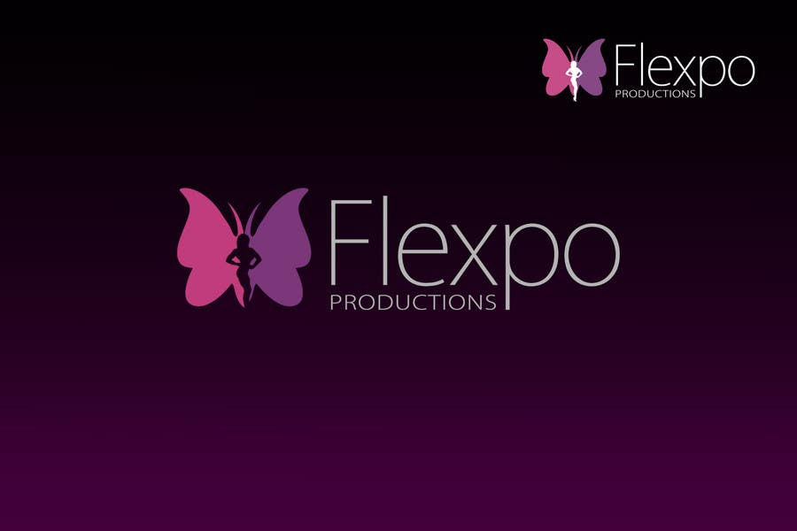 Contest Entry #                                        165                                      for                                         Logo Design for Flexpo Productions - Feminine Muscular Athletes