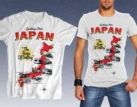 "#12 para Design a ""greetings from Japan"" design for car drifting company por Franstyas"