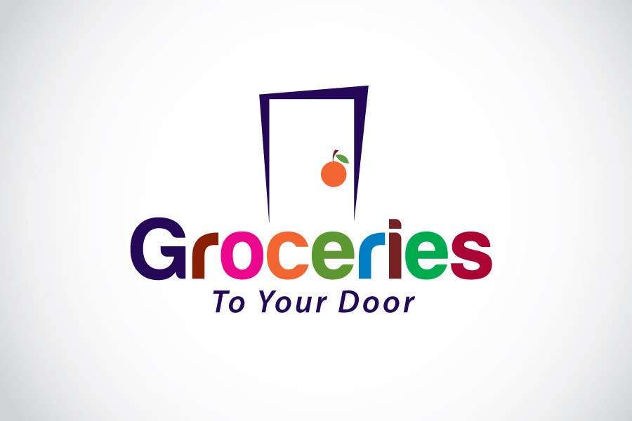 Contest Entry #                                        380                                      for                                         Logo Design for Groceries To Your Door
