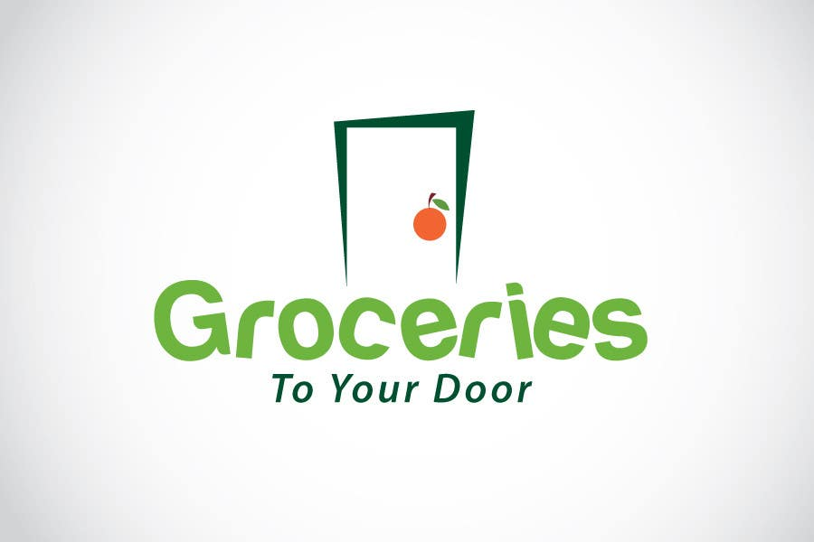 Participación en el concurso Nro.381 para Logo Design for Groceries To Your Door