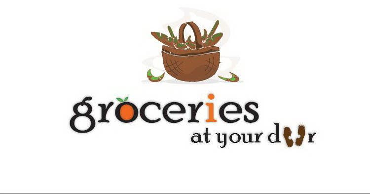 Participación en el concurso Nro.348 para Logo Design for Groceries To Your Door