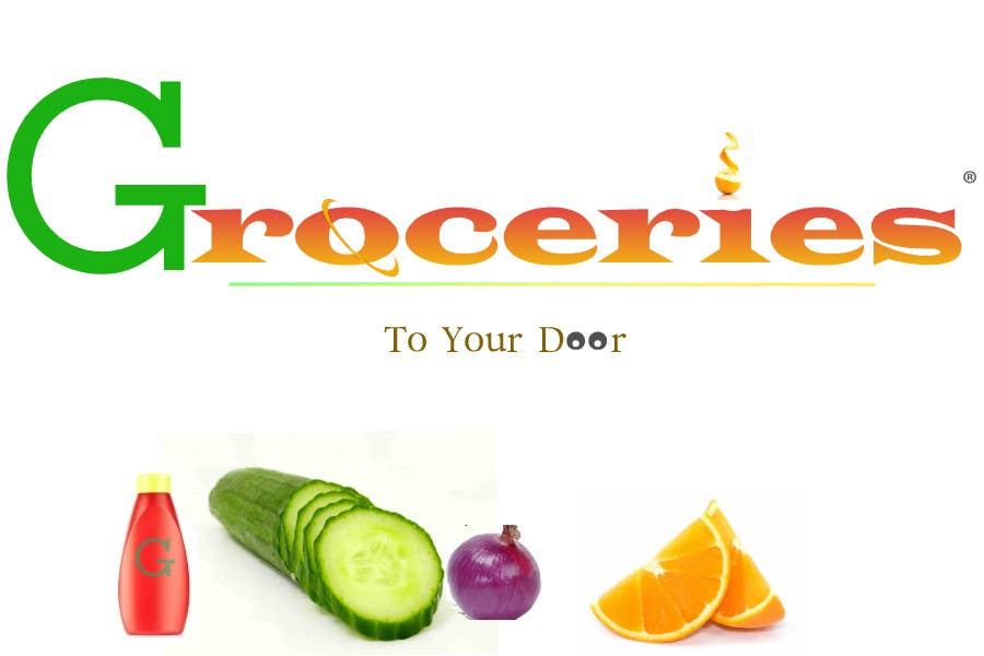 Contest Entry #                                        242                                      for                                         Logo Design for Groceries To Your Door