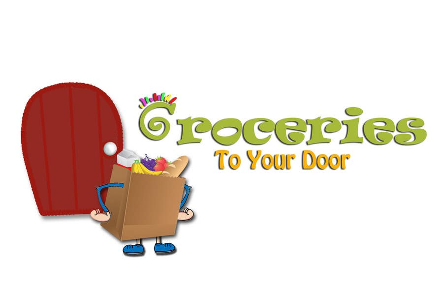 Contest Entry #                                        298                                      for                                         Logo Design for Groceries To Your Door