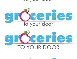 #177 dla Logo Design for Groceries To Your Door przez doarnora