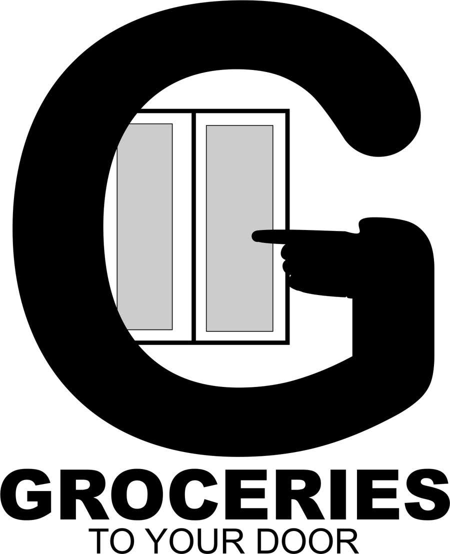 Entri Kontes #333 untukLogo Design for Groceries To Your Door