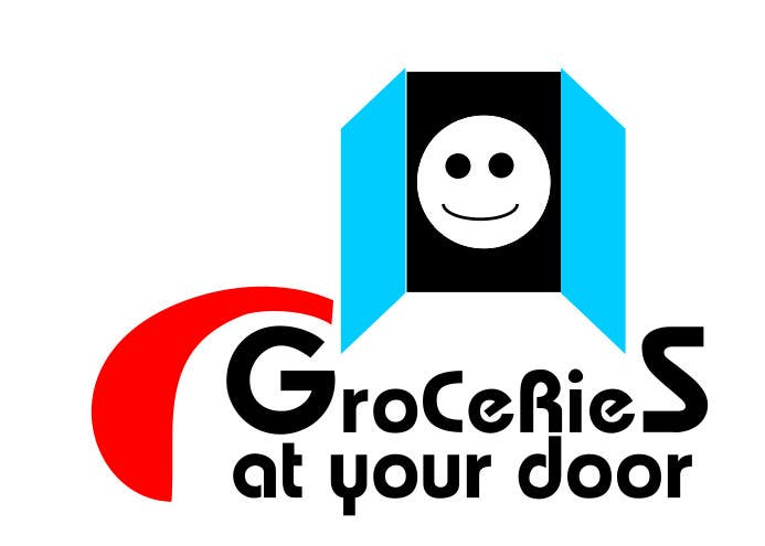 Entri Kontes #68 untukLogo Design for Groceries To Your Door