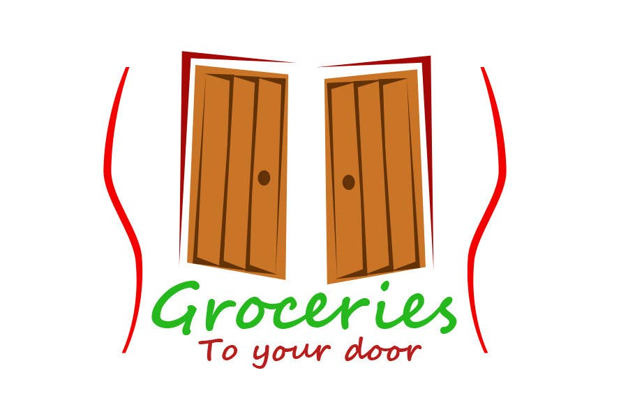 Contest Entry #                                        382                                      for                                         Logo Design for Groceries To Your Door