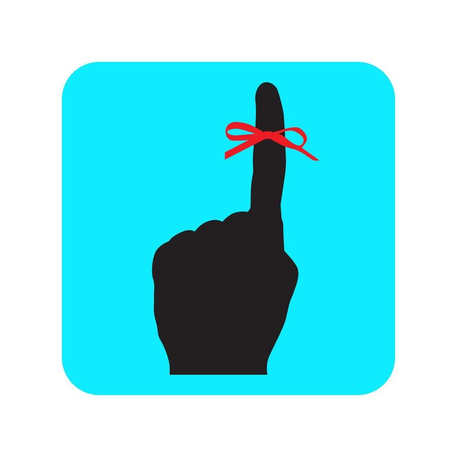 Konkurrenceindlæg #10 for Graphic Design for ForGetMeKnots Icon Design