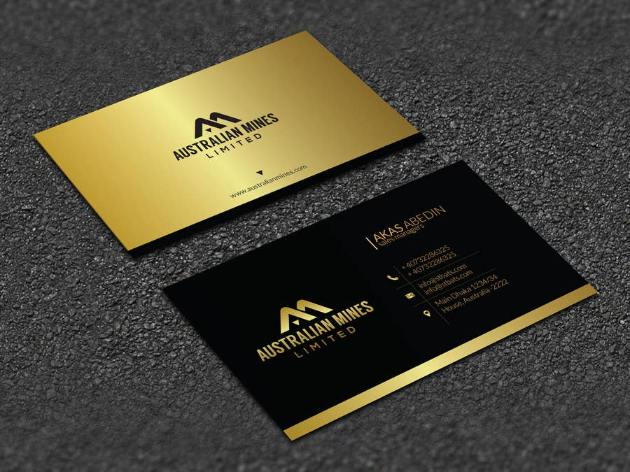 Entry 41 by mdakasabedin for design some business cards power contest entry 41 for design some business cards power point presentation template and letterhead wajeb Choice Image