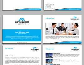 #15 สำหรับ Design some Business Cards, Power Point Presentation template and letterhead โดย dnoman20