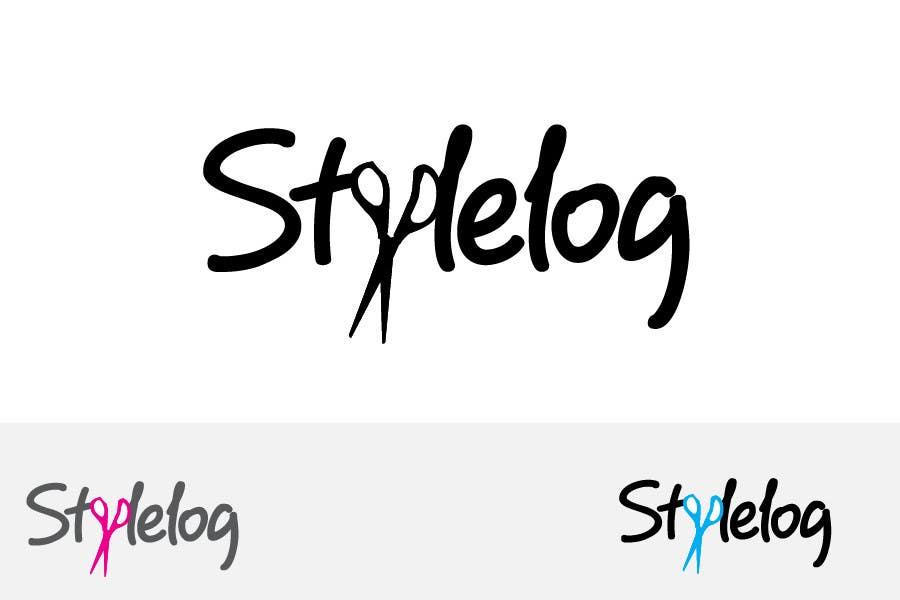 Kilpailutyö #348 kilpailussa Logo Design for Stylelog