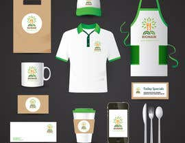 #79 cho Develop a Corporate Identity for a App that sells Organic Agriculture Land bởi johanVdm