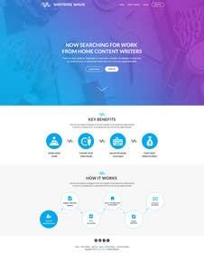 Image of                             Design a Tech Website Mockup