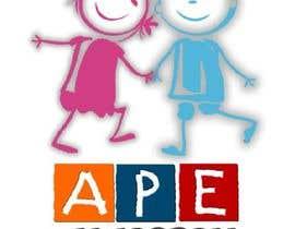 nº 22 pour Logo pour l'association des parents d'élèves des Ecorces (APE) par bergayaalaa