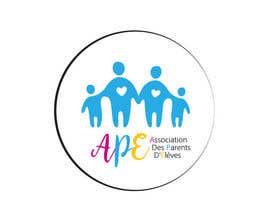 nº 25 pour Logo pour l'association des parents d'élèves des Ecorces (APE) par BiNika789