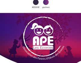 nº 31 pour Logo pour l'association des parents d'élèves des Ecorces (APE) par grumezaeugen