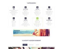 #6 for Website for Classifieds Ads af designinvento