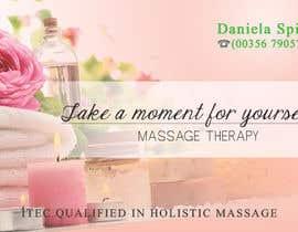 nº 25 pour Deisgn Business Cards for Massage Therapy par deaconucorina