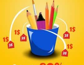 nº 12 pour Design a Poster / Banner par hafsagillani