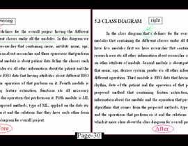 shawond7 tarafından Remove Plagrism from Thesis Report için no 18